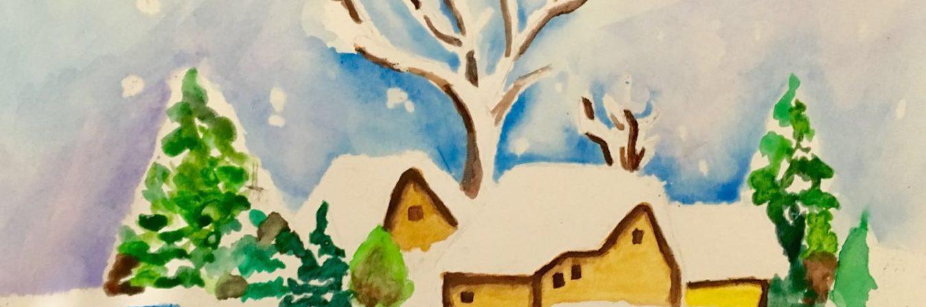 Snow - Painting Class