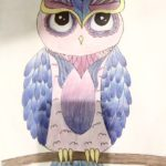 Owl - Drawing Class