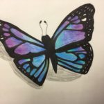Butterfly - Drawing Class