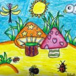 Mushroom - Drawing Class