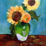 Sunflower - Painting Class